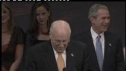 2012-03-25 粵語新聞: 前美國副總統切尼完成心臟移植