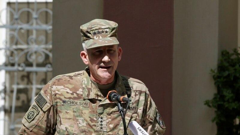 نکلسن: د افغان امنیتي ځواکونو غټې ستونزې رهبري او فساد دي