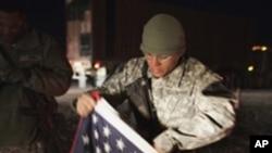 عراق افغان جنگ کے سابق امریکی فوجیوں کی بحالی