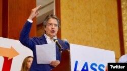 El excandidato presidencial del movimiento CREO- SUMA denunció irregularidades en 1.795 actas de diferentes provincias que significan casi 600.000 votos.