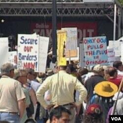 """SAD: Završena serija prosvjeda """"Čajanka pokreta""""... šta dalje?"""
