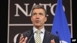 Generalni sekretar NATO-a Anders Fog Rasmusen