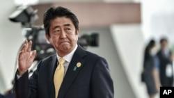Perdana Menteri Jepang Shinzo Abe (Foto: dok).