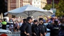 Barcelona တိုက္ခိုက္မႈ သံသယရိွသူကို ပိ္တ္ဆို႔ရွာေဖြ