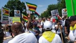 Abenhlanganiso yeBroad Alliance Against Sanctions Bafuna Kwesulwe Izijeziso Zenotho