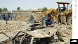 شمار کشته شدگان در عراق به بالاترین حد در سیزده ماه گذشته رسید