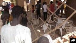 ARCHIVES - Une attaque de Boko Haram à Damaturu