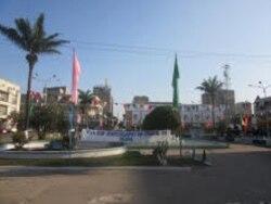 Mar sobe na Beira e desaloja 70 famílias