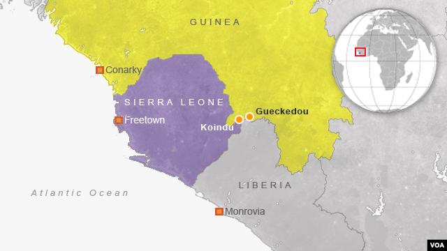 Koindu, Sierra Leone