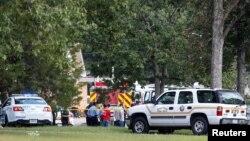星期天在美國南部的田納西州的一所教堂發生槍擊案,有一人遇難,七人受傷。