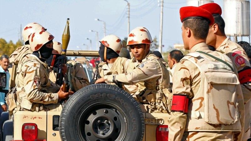 Douze suspects de terrorisme tués dans le Sinaï en Egypte