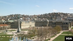 Kota Stuttgart, Jerman