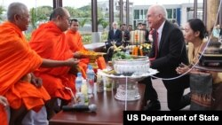 Reaffirming U.S. Commitment to Laos
