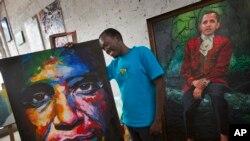 Ziara ya Obama, Kenya