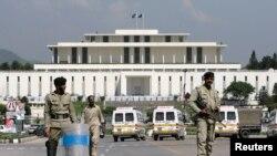 اسلام آباد میں ایوان صدر