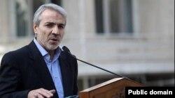 모하마드 바게르 나바크트 이란 정부 대변인.