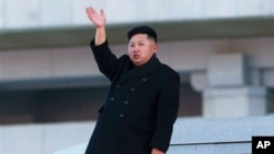 北韓新領導人金正恩為(資料圖片)