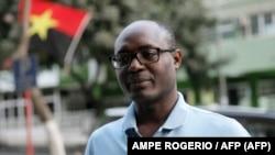 Rafael Marques de Morais, activista e jornalista angolano