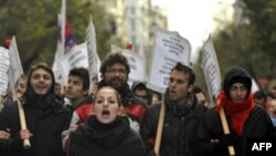 Greqi: Grevë 24-orëshe para miratimit të buxhetit për vitin e ardhshëm