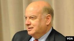 La OEA resaltó el papel de Estados Unidos y del Subsecretario de Asuntos Hemisféricos, Thomas Shannon.
