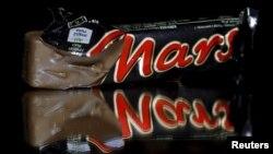 Pabrik pembuat permen Mars telah mengeluarkan perintah penarikan permen produksinya di seluruh Eropa (foto: dok).