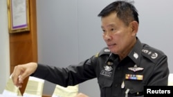 Major General Anurut Kritsanakaraket, commander of the Southern Border Provinces Police Operation Center, denies his forces are being heavy-handed or arbitrary about DNA testing in southern Thai provinces.