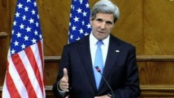 Керри о ситуации в Сирии