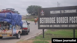 Beitbridge Border Post is one of the targeted border posts.