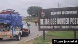 Muganhu weBeitbridge Border Post