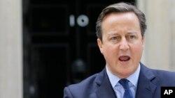 İngiltere Başbakanı David Cameron, Avrupa Birliği'yle yürütülen müzakereler sonucunda ortaya çıkan önerilerden oldukça memnun.