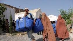 援助機構在阿富汗適應新環境