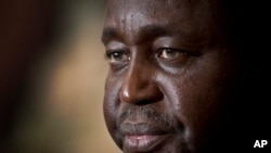 President q'igihugu ca Republika ya Centre Afrika Francois Bozize