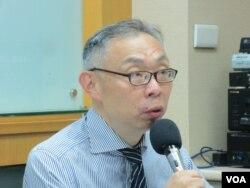 台湾师范大学政治研究所教授范世平