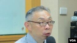 台灣師範大學政治研究所教授范世平