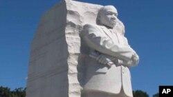 Đài tưởng niệm Mục sư Martin Luther King Jr. trong thủ đô Washington, Hoa Kỳ