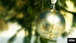 Felices fiestas, son nuestros mejores deseos para todos los amigos de la Voz de América.
