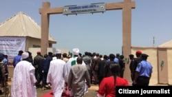 Muhammad Gambo Jimeta Estate, Gidajen da aka ginawa 'yansanda a jihar Adamawa