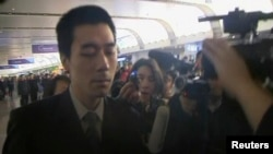 미국에 거주하는 한국계 미국인 대북운동가인 로버트 박 선교사. 지난 2009년 12월 중국을 통해 북한으로 무단 입국했다가 당국에 억류된 후, 이듬해 2월 풀려났다. (자료사진)