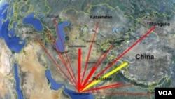 Pakistan đóng 'tàu tên lửa' hiện đại hóa hải quân đảm bảo an ninh Hành lang Kinh tế Trung Quốc-Pakistan (CPEC)