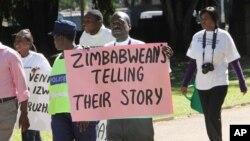 Zimbabwe World Press Freedom Day 2013