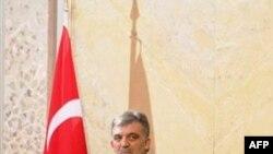 Türkiyə prezidentinin Berlində çıxışı bomba təhlükəsinə görə təxirə salınıb