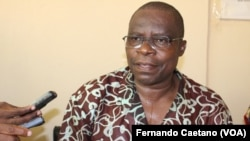 Eduardo Kwangana está ausente há cinco meses