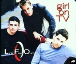 "LFO's ""Girl On TV"" CD"