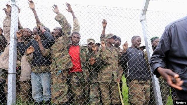 M23 Rebels - DRC