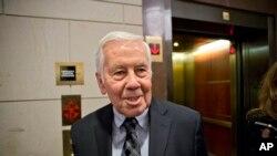 Bivši senator Ričard Lugar