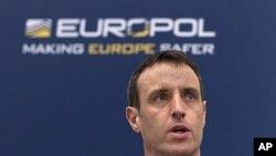 Europol Başkanı Rob Wainwright