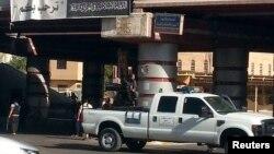 Iroq va Shom islom davlati boshqaruvi ostidagi Mosul shahri, Iroq, 16-iyul, 2014-yil