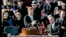 Pidato-pidato Inspiratif Sepanjang Sejarah AS - Liputan Berita VOA