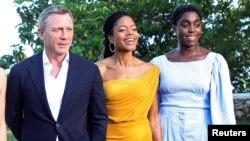 لاشانا لینچ، نئومی هریس و دانیل کرگ بازیگران فیلم جدید جیمز باند هستند