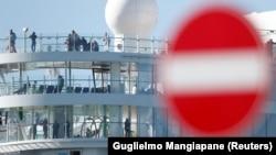 Još nije poznato koliko bi italijanski kruzer mogao da ostane u luci Civitavecchia